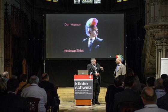 Thiel im Talk mit Klein