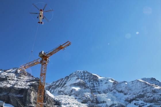 Kran 150 EC-B Projekt V-Bahn Grindelwald (13)
